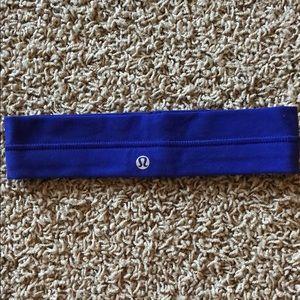 Bright Blue lulu headband